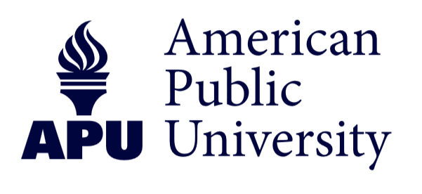 A logo of American Public University for our ranking of Best Affordable Online Bachelor's in Electrical Engineering
