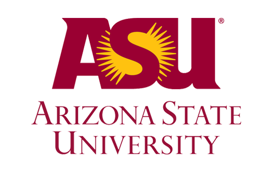 A logo of ASU for our ranking of Top 30 Best Religious Studies Degree Online Programs