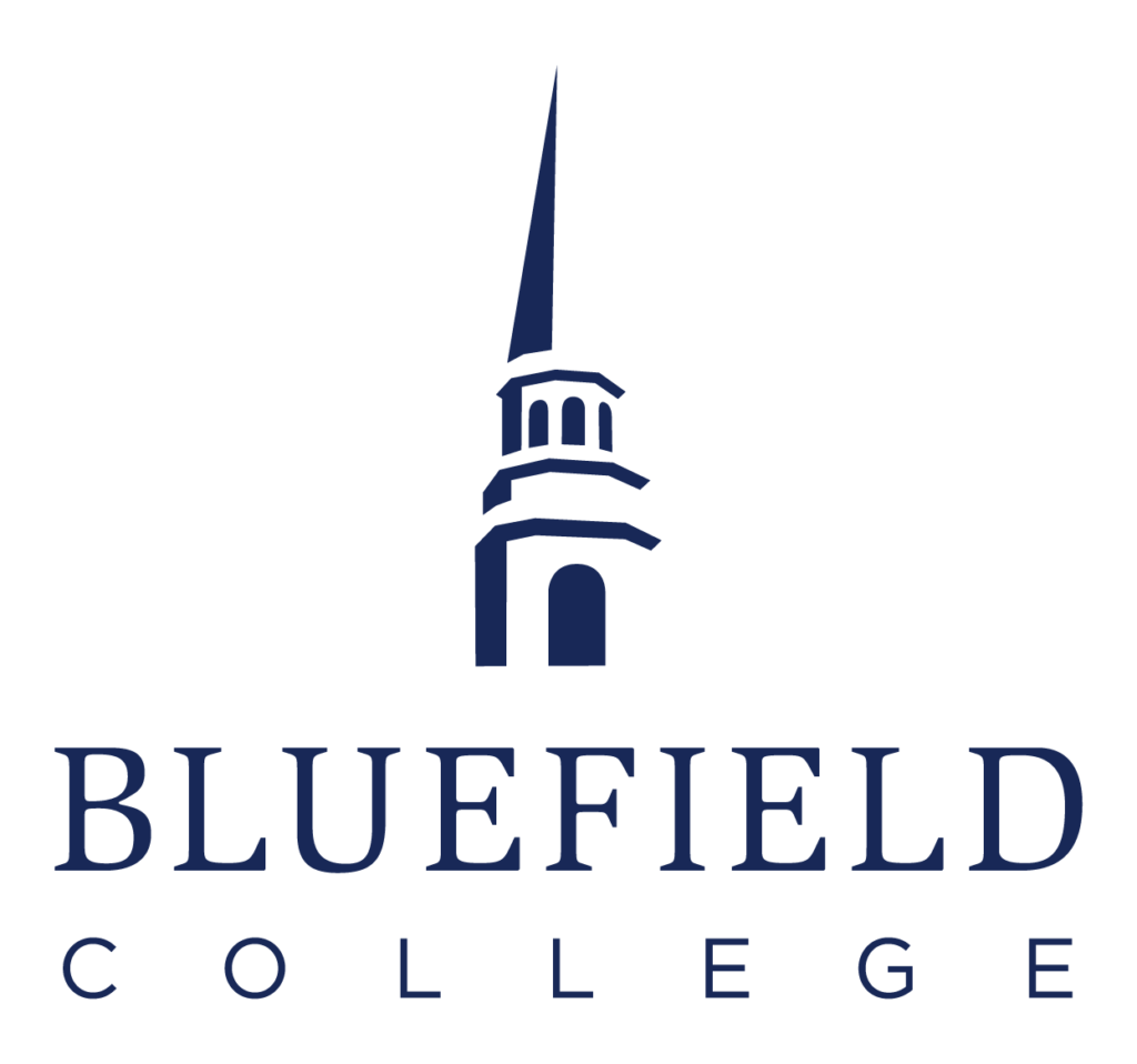 A logo fo Bluefield College for our ranking of Top 30 Best Religious Studies Degree Online Programs