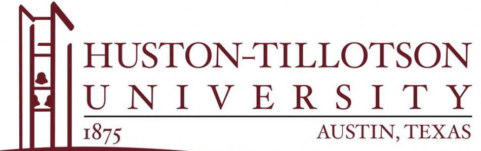 A logo of Huston-Tillotson University for our ranking of 30 Great Small Colleges for a Teaching Degree