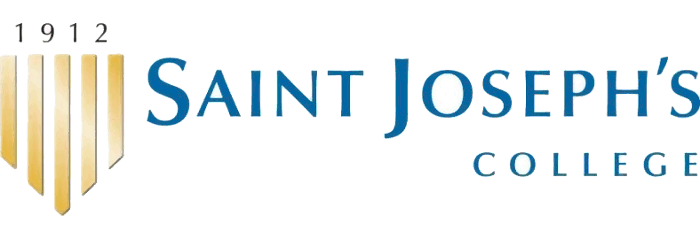A logo of Saint Joseph's College of Maine for our ranking of Top 30 Best Religious Studies Degree Online Programs Bachelor's
