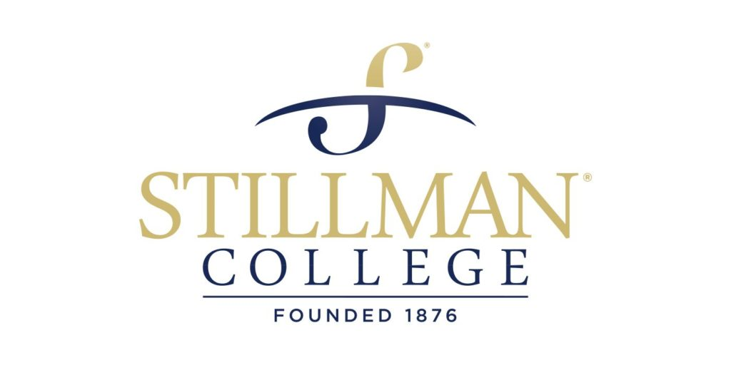 A logo of Stillman College for our ranking of 30 Great Small Colleges for a Teaching Degree