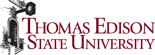 A logo of Thomas Edison State University for our ranking of Best Affordable Online Bachelor's in Electrical Engineering