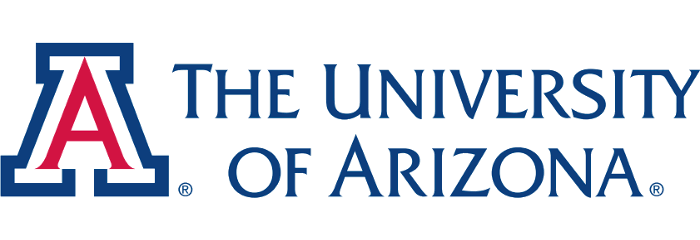 A logo of University of Arizona for our ranking of Best Affordable Online Bachelor's in Electrical Engineering