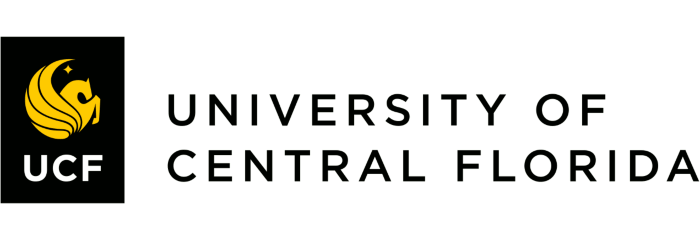 A logo of UCF for our ranking of Top 30 Best Religious Studies Degree Online Programs