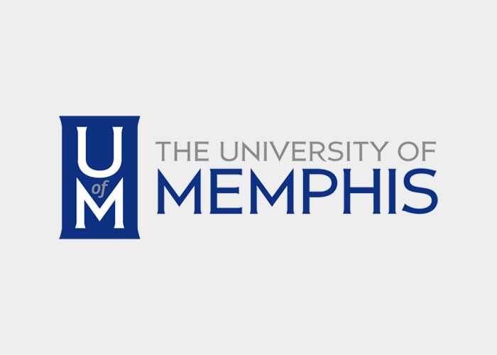 A logo of University of Memphis for our ranking of Top 30 Best Religious Studies Degree Online Programs