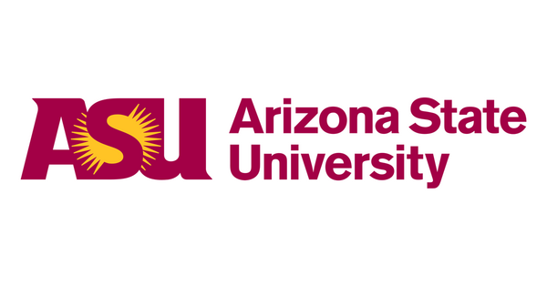 A logo of ASU for our ranking of 30 Best Online Engineering Degrees