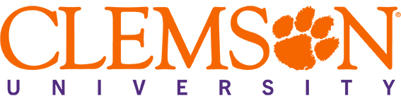 A logo of Clemson University for our ranking of 30 Best Online Engineering Degrees