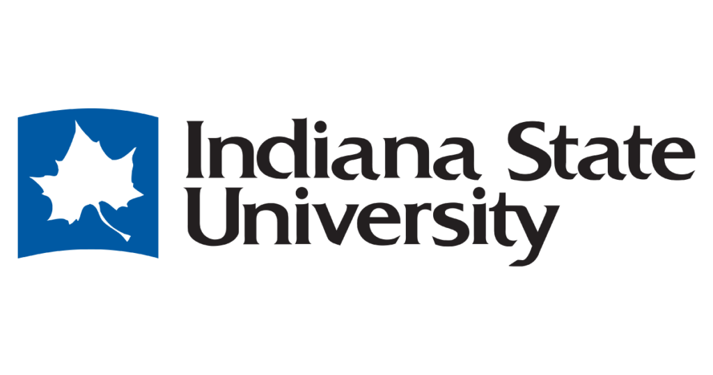 A logo of Indiana State University for our ranking of 30 Best Online Engineering Degrees