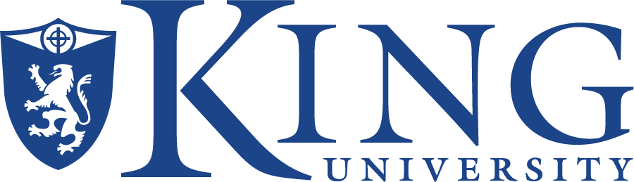 A logo of King University for our ranking on the 30 Best Online Bachelor's in English Degrees