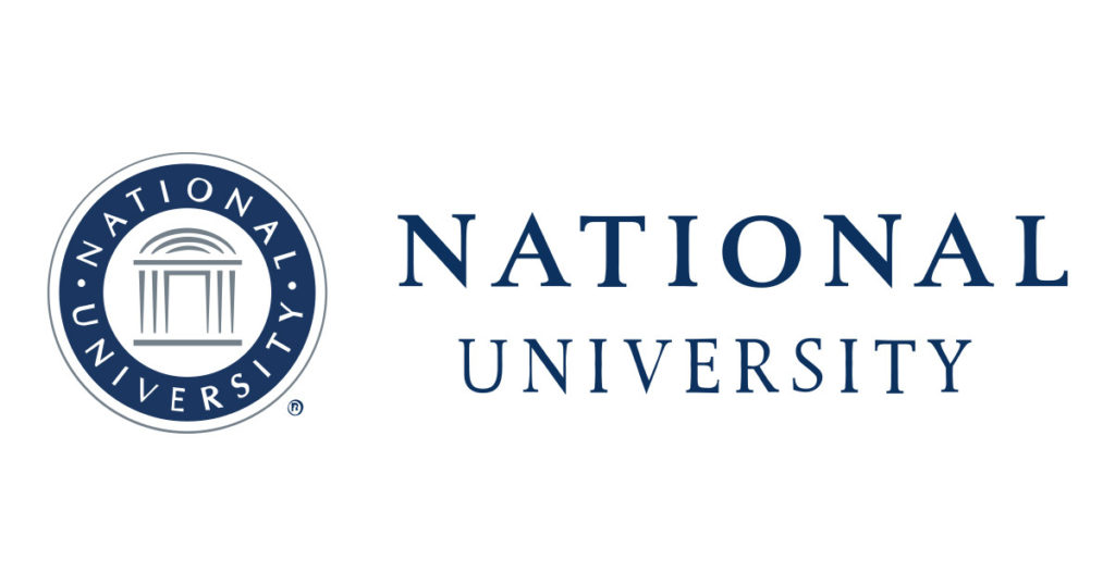 A logo of National University for our ranking of the 30 Best Online Bachelor's in English Degrees