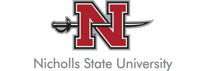 A logo of Nicholls State University for our ranking of the 30 Best Online Bachelor's in English Degrees
