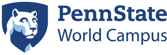 A logo of Penn State World Campus for our ranking of 30 Best Online Engineering Degrees