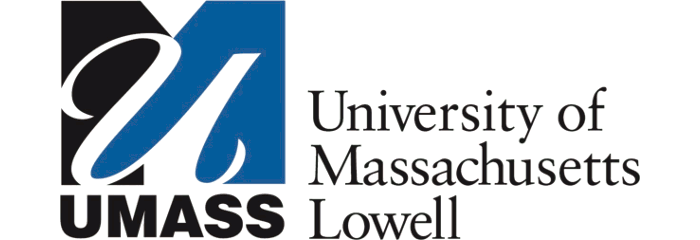 A logo of UMASS Lowell for our ranking of the 30 Best Online Bachelor's in English Degrees