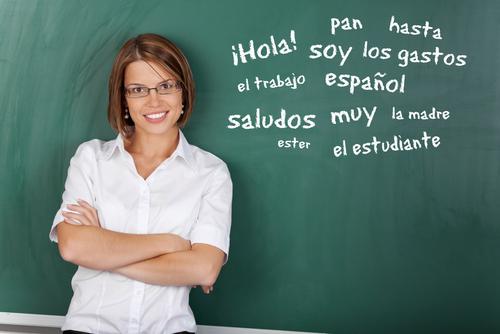 high school spanish techer