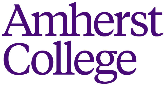 A logo of Amherst College for our ranking of 30 Great Small Colleges for STEM Degrees