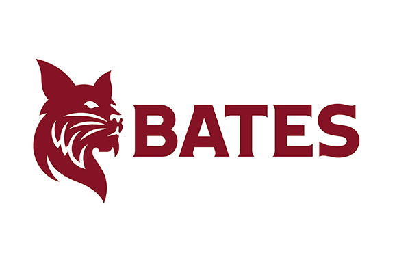 A logo of Bates College for our ranking of 30 Great Small Colleges for STEM Degrees
