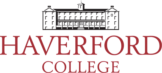 A logo of Haverford College for our ranking of 30 Great Small Colleges for STEM Degrees