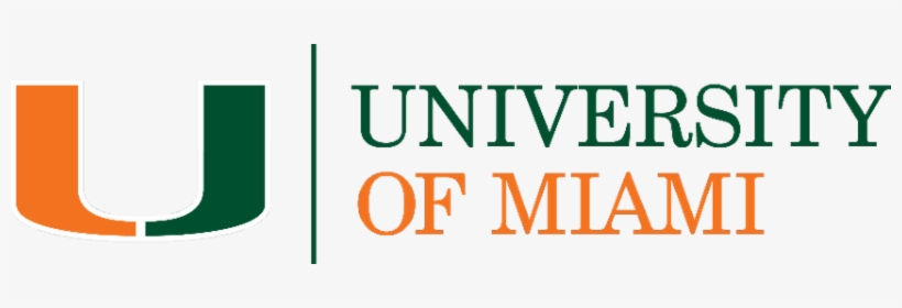 A logo of University of Miami for our ranking of the 10 Best University Jazz Programs